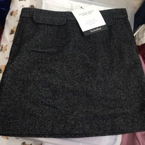 SEE BY CHLOE wool tweed skirt